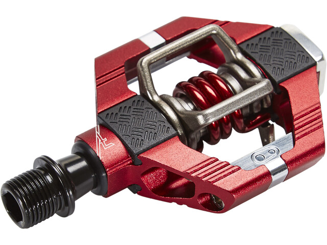 Crankbrothers Candy 7 Pedalen, red